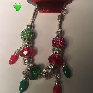 Christmas Bracelet NWT